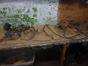 1965 Chrysler Imperial Wire Harness Loom Under Hood And Dash Fuse Box 1966 Oem