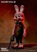 Gecco Silent Hill 3 Robbie The Rabbit 1/6 Pvc Statue Limited Figure Japan New