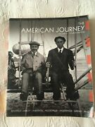 The American Journey Volume 2 4th Edition History Of The United States Textbook