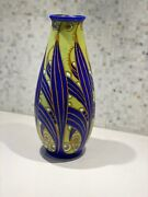 Rare Vase By Charles Catteau From 1927 - D1108 F807 From Boch Freres Keramis
