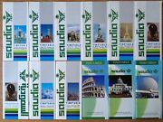 Lot Of 32 Saudia Saudi Arabian Airlines Timetables 1990-2006 Timetable Schedule