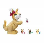 Furreal Mama Josie The Kangaroo Interactive Pet Toy, 70+ Sounds And Reactions, 4 And