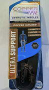 Copper Fit Balance Copper Infused Orthotic Insole Medium