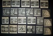 Divine Women Behind Bars Truck And Warehouse Theatre Nyc 1976 Ad Lot Of 23