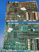 2 Williams System 11 Pinball Machine Pcb Logic Boards-lot 6-for Parts Or Repair