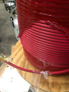 Red Video Inspection Cable 1000', Cctv Sewer Camer