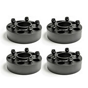 4x 50mm 2 Inch Hubcentric Aluminum Wheel Spacers 5x130 Fit Mercedes W461 G Class