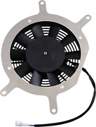 Moose Racing 550 Cfm Hi Performance Cooling Fan For 2012-2014 Yamaha Grizzly 700