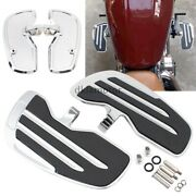 Motorcycle Front Driver Floorboards Foot Pegs For Scout Scout Sixty Bobber 15-19