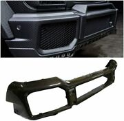 Mb G-wagon W463 G63 G55 G500 Carbon Front Bumper Replacement Shell