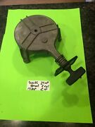 Suzuki Outboard 25hp Recoil Pull Start Manual 2cyl 80s 2st