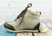 New Left Amputee Ll Bean Kids Tek 2.5 Primaloft Suede Hiking Boots Size 3 Single