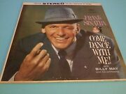 Come Dance With Me [lp] By Frank Sinatra Vinyl, 1959, Capitol Records Usa