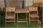 Windsor 24 Square Picnic Folding Table And Chair