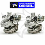 Garrett Powermax Upgrade Turbos For 2013-2016 3.5l Ford Ecoboost Right And Left