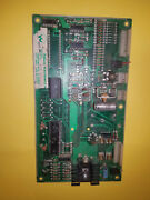 Williams System 3-4 Pinball Sound Board Untested As Is For Parts 1c-2001-137-4