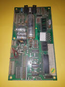 Williams System 3-4 Pinball Sound Board 1c-2001-137-4 Untested As Is For Parts