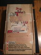 Vintage Edelbrock Vera -jection Electronic Water Injection System