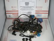 Western Fisher Plow Relay Type 12-pin Harness Kit New 63400 For 99-02 Dodge Hb-1
