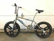 Vintage Gt Performer Bmx Bike Bicycle Local Pick Up Only