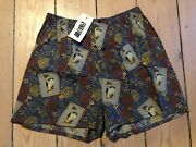 1990s Tex Avery Studio Adventures Licensed Droopy Boxer Shorts Mens L New Tags