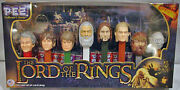 Pez Collector's Series Lord Of The Rings Limited Edition Of 250,000 New In Box