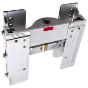 High Quality Aluminum Adjustable 6and039and039 Setback Outboard Boat Single Jack Plate