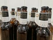 Goose Island Bourbon County Stout, 12 Empty Bottles With Box 2016, 2017, 2020