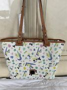 Disney Dooney And Bourke Exclusive From Aulani Nwt - Retired