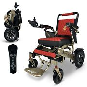 2021 Model Fold And Travel 19and039and039 Electric Power Wheelchair Lightweight Remote