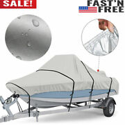 300d Universal Boat Outboard Motor Engine Cover Trailerable Heavy Duty Usa R2d9