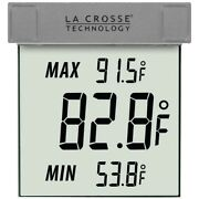 La Crosse Technology Ws-1025 Outdoor Window Thermometer Lcrws1025