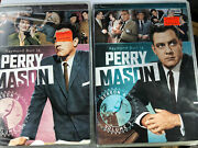 Perry Mason-complete Season 3 And 4 Volume 1 For Both-factory Sealed Mint