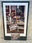 Curt's Decoys By William Magnum Signed Limited Edition 182/850