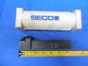 Seco Snap-tap Cer1006-22qhd Lathe Indexable Threading Tool Holder 1.25 X 6 Shank