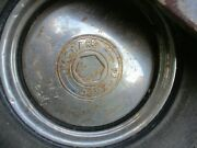 49 Packard Hub Cap Wheel Cover Trim Ring Needs Replate Has Dents Sold As Is 1949
