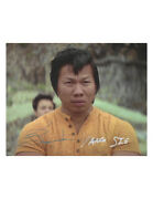 10x8 Enter The Dragon Print Signed By Bolo Yeung 100 Authentic With Coa