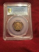 1938-s/s/s Lincoln Wheat Penny Pcgs Rpm Fs-502 Uncirculated Detail