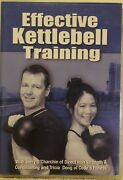 Effective Kettlebell Training Workout Exercise Dvd Jerry O'charchin Tricia Dong