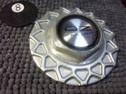 One Speedline Mim C240-01 Twist Turn Mesh Wheel Center Cap And C 250 With Sl/c