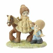 Precious Moments Disney Showcase Limited Edition Beauty And The Beast Belle A...