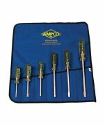 Ampco Safety Tools M-39 Screwdriver Kit Non-sparking Non-magnetic Corrosio...