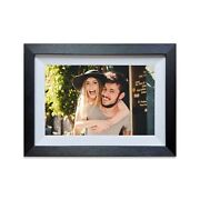 10 Inch Wifi Digital Picture Frame With Touch Screen Share Photos Quickly Vi...