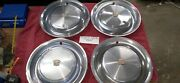 1973 Cadillac Fleetwood Brougham 15 Stainless Rim Hubcap Wheel Cover P/h 2011