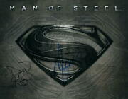 Zack Snyder And David Goyer Signed Autograph 11x14 Poster Photo Man Of Steel Rare