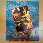 The Beatles Collection Lot Trading Cards And Albam River Group 1993 [mint]