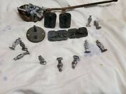 Toy Soldier Lead Mold Kit, Wwi One Prone, One Sailor Standing