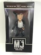 Collectible Hand Sculpted And Painted King Of Pop Mj Michael Jackson Bobblehead