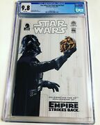 Cgc 9.8 Star Wars Fan Club Special Nn White Pages Hard To Find Issue