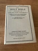 Holy Bible - Translated Out Of The Original Tongues